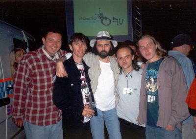 No Rules & Goran BARE UFO fest Osijek 2004