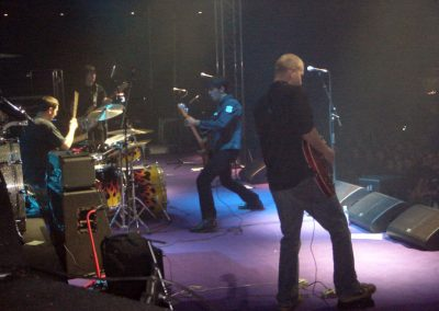 No Rules - predgrupa Deep Purple 2007.,