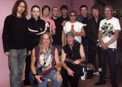No Rules - predgrupa Deep Purple 2007..