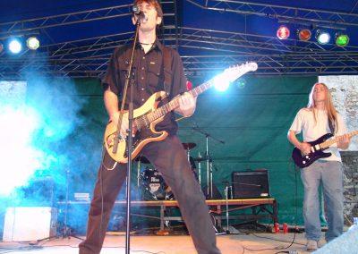 no rules 1 -(Grand Rock fest Slo 2004)